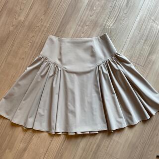 フォクシー(FOXEY)のフォクシー FOXEY スカート 40 新品未使用(ひざ丈スカート)