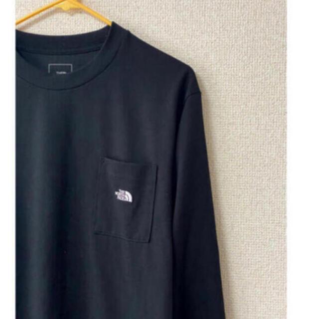 THE NORTH FACE(ザノースフェイス)のノースフェイス メンズのトップス(Tシャツ/カットソー(七分/長袖))の商品写真
