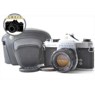 ペンタックス(PENTAX)のPentax ペンタックス SP super takumar 55mm f/2 (フィルムカメラ)