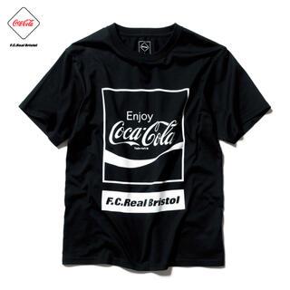 エフシーアールビー(F.C.R.B.)のFCRB COCA-COLA BOX LOGO TEE(Tシャツ/カットソー(半袖/袖なし))