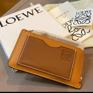 ロエベ(LOEWE)の新品未使用 ロエベ LOEWE カードホルダー コインケース 財布(コインケース)