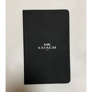 コーチ(COACH)のCOACH コーチ ノート(ノート/メモ帳/ふせん)