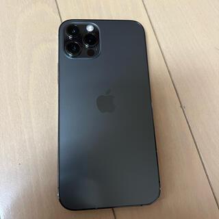 iPhone - iPhone 12 pro グラファイト 128 GB SIMフリー美品