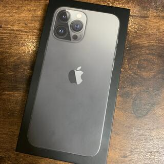 iPhone - iPhone 13 Pro Max 512GB グラファイト SIMフリー 新品