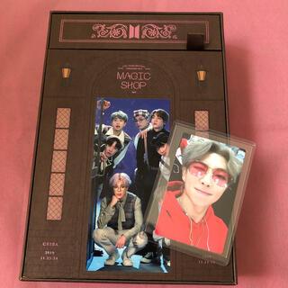 防弾少年団(BTS) - BTS DVD マジショ magic shop 日本 RMトレカ付き