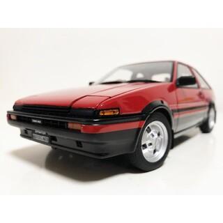 トヨタ(トヨタ)のAa/Toyotaトヨタ スプリンター Truenoトレノ AE86 1/18(ミニカー)