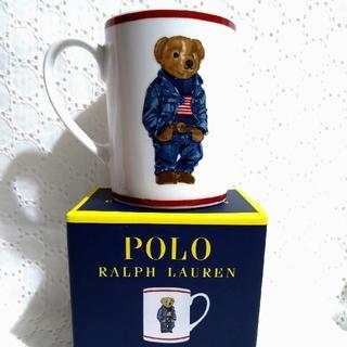 POLO RALPH LAUREN - ♡未使用♡ポロラルフローレン♡ポロベア♡マグカップ♪