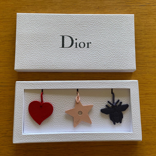 Dior(ディオール)のディオールノベルティ バッグチャーム エンタメ/ホビーのコレクション(ノベルティグッズ)の商品写真
