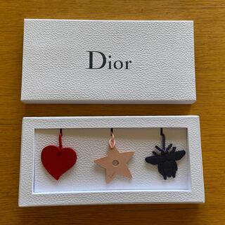 Dior - ディオールノベルティ バッグチャーム