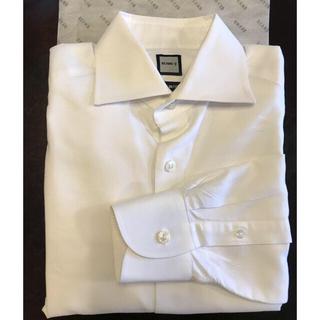 BEAMS - BEAMS  ビームス ワイシャツ(白)メンズ M