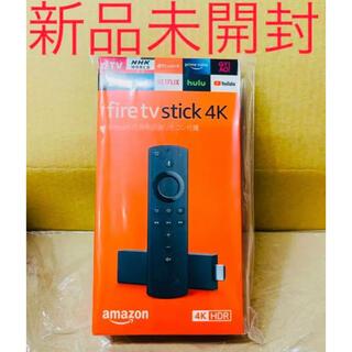 Fire TV Stick 4K - Alexa対応音声認識リモコン付属 新品(その他)