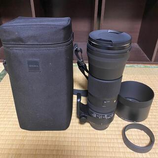 SIGMA [シグマ] 150-600mm F5-6.3 キャノンEFマウント
