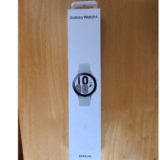 Galaxy - ★新品同様 Galaxy Watch4  44mm シルバー おまけ付★
