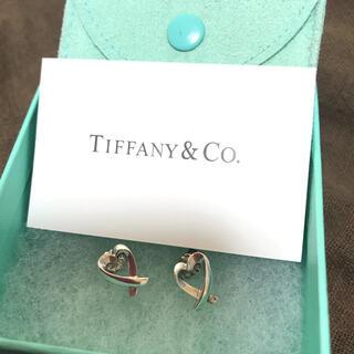 Tiffany & Co. - ティファニーピアス