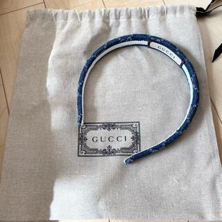 グッチ(Gucci)のGUCCI カチューシャ(カチューシャ)