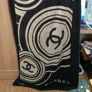 CHANEL - CHANEL  大判タオル