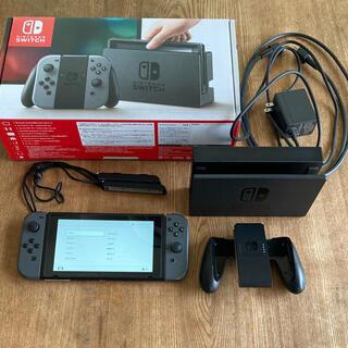 Nintendo Switch - 任天堂 スイッチ Nintendo Switch グレー 本体