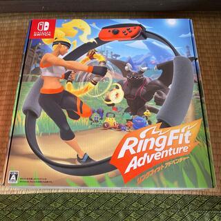 Nintendo Switch - 【Switch】リングフィットアドベンチャー