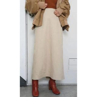 アングリッド(Ungrid)のタイトスカート Ungrid(ロングスカート)