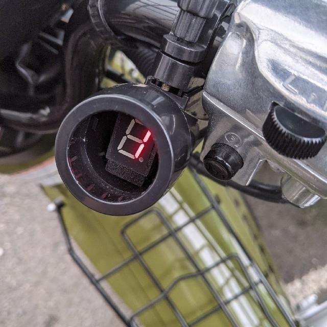 ホンダ(ホンダ)のクロスカブ 50 グリーン 自動車/バイクのバイク(車体)の商品写真