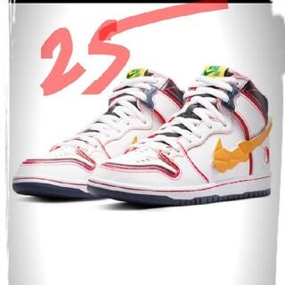 ナイキ(NIKE)のGundam Unicorn × Nike SB Dunk ユニコーン ナイキ(スニーカー)