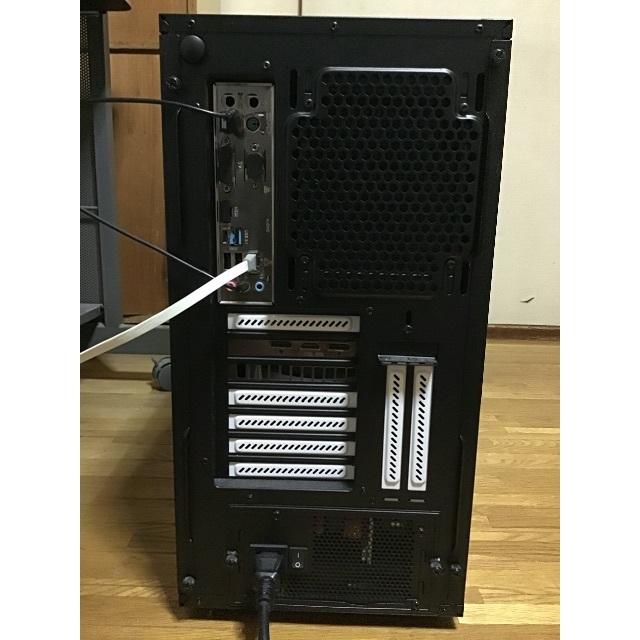 ゲーミングPC/Core i9-9900K/RTX2070/税込/合計12%オフ スマホ/家電/カメラのPC/タブレット(デスクトップ型PC)の商品写真