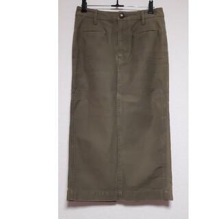 ダブルスタンダードクロージング(DOUBLE STANDARD CLOTHING)のタブルスタンダード・タイトスカート(ひざ丈スカート)