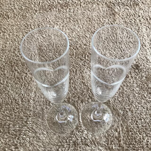 Tiffany & Co.(ティファニー)のティファニーシャンパングラス インテリア/住まい/日用品のキッチン/食器(グラス/カップ)の商品写真