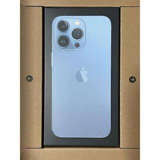 Apple - 【即日発送対応・新品未開封】iPhone 13Pro シエラブルー 128GB