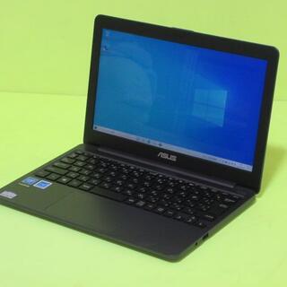 エイスース(ASUS)のASUS E203NA-232G Celeron N3350 2GB 32GB(ノートPC)