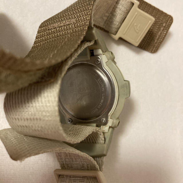 G-SHOCK(ジーショック)の【電池切れ、ジャンク】Baby-G メンズの時計(腕時計(デジタル))の商品写真
