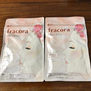 フラコラ(フラコラ)のfracoraプラセンタつぶ⭐︎2袋⭐︎ フラコラ(その他)