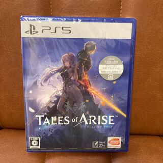 PlayStation - PS5専用ソフト テイルズオブアライズ Tales of ARISE