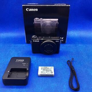 Canon - CANON PowerShot G9 X Mark II ブラック