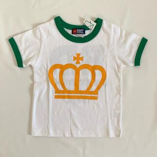 ベビードール(BABYDOLL)の新品タグ付き BABY DOLL 100cm リンガーTEE(Tシャツ/カットソー)