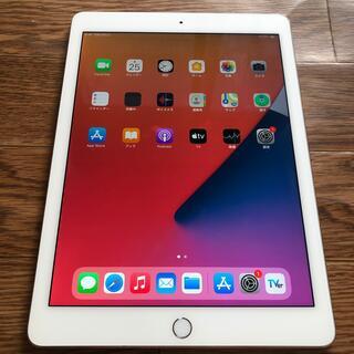 アップル(Apple)のiPad Air2  16G silver docomo 美品(タブレット)