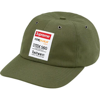 Supreme - Cordura® Teflon Label 6-Panel cap