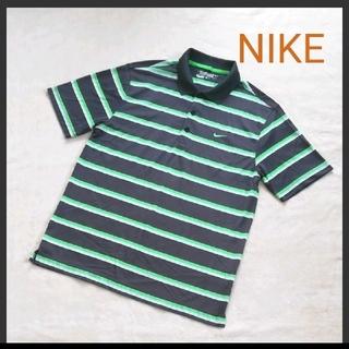 NIKE - 【NIKE】ナイキ ☆ 半袖シャツ DRY FIT ポロシャツ ゴルフウェア