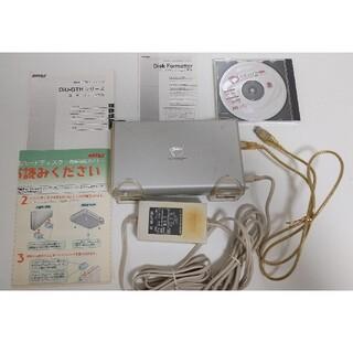 バッファロー(Buffalo)のBUFFALO 外付けHDD 60GB DIU-GT60GH(PC周辺機器)