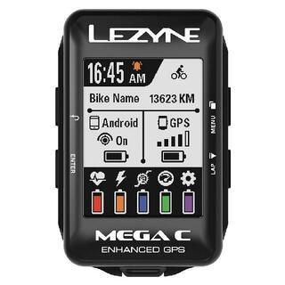 GARMIN - LEZYNE レザイン MEGA C GPS サイクルコンピューター 新品