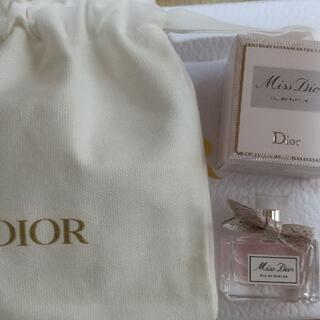 クリスチャンディオール(Christian Dior)のDiorサンプルセット(香水(女性用))