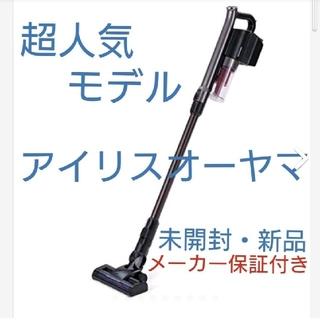 アイリスオーヤマ - 新品 アイリスオーヤマ コードレス サイクロン 掃除機  部屋掃除 車 車掃除