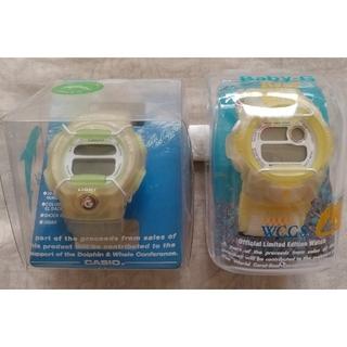 ベビージー(Baby-G)のBaby-G 第6回国際イルカクジラ会議記念 WCCS限定モデル 2種セット(腕時計)