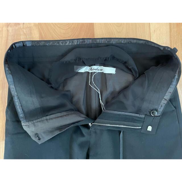 SUNSEA(サンシー)のmidorikawa 19aw ワイド スラックス メンズのパンツ(スラックス)の商品写真