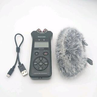 【美品】TASCAM タスカム DR-07X レコーダー