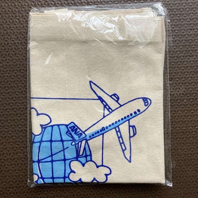 ANA(全日本空輸)(エーエヌエー(ゼンニッポンクウユ))のANA オリジナルエコバッグ レディースのバッグ(エコバッグ)の商品写真