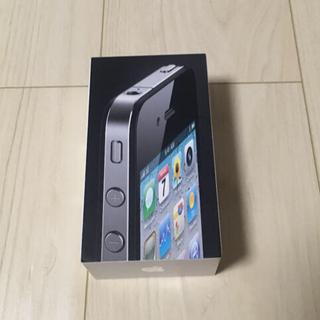iPhone 4 16GB 空き箱☆箱☆外箱☆小物入れ☆アップル☆ハンドメイド
