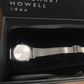マーガレットハウエル(MARGARET HOWELL)のMARGARET HOWELL idea マーガレットハウエル 腕時計 ウォッチ(腕時計)