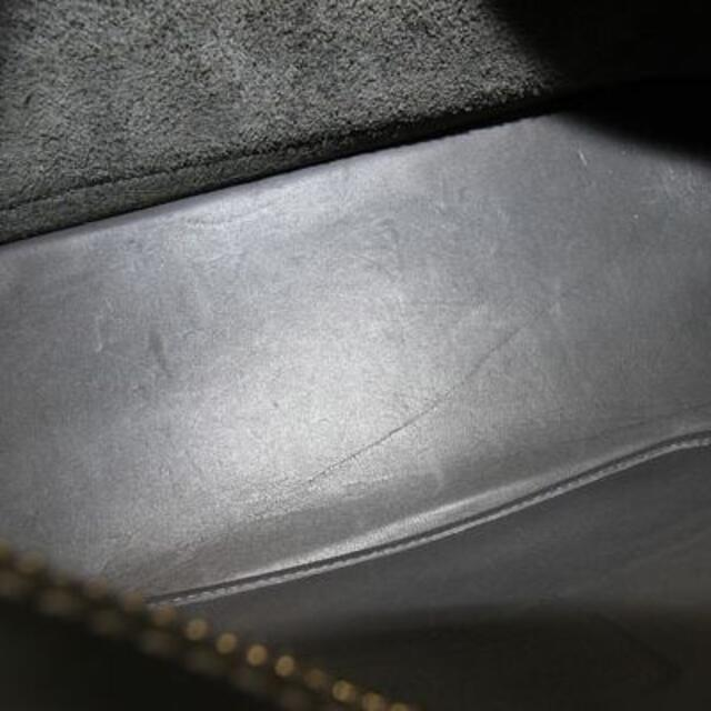 COACH(コーチ)の コーチ ハンドバッグ 9303 グレー レザー 中古 レディースのバッグ(ハンドバッグ)の商品写真