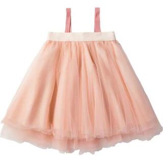MARLMARL tutu  ワンピース スカート 1〜6歳 サクラ